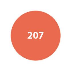 MILA Rubor Compacto Tostado Mate 207