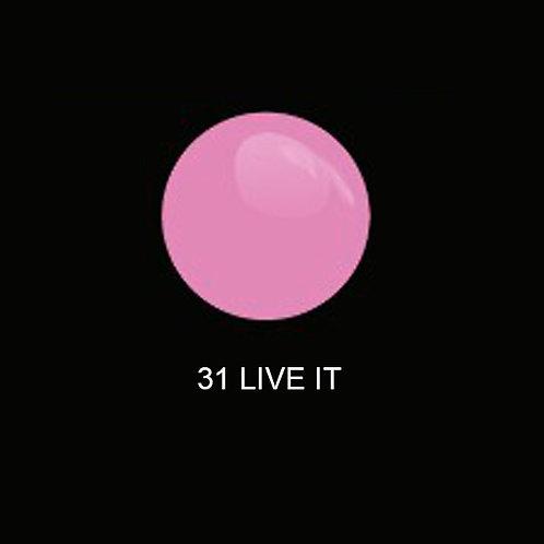KIKI U-VLED NAIL - Tono UV 31 - Live It