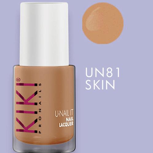 U-NAIL IT SYSTEM - Tono UN 81 - Skin