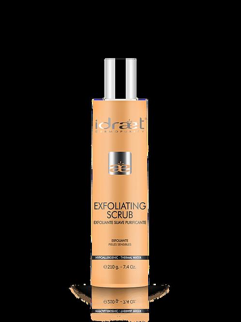IDRAET EXFOLIATING SCRUB - Gel Exfoliante Suave Purificante