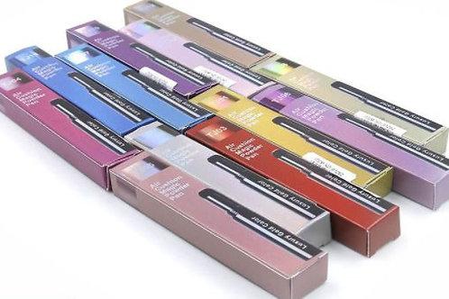 DECO Polvo metalizado para uñas con aplicador. Diferentes colores.