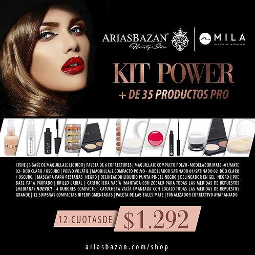 MILA KIT POWER + DE 35 PRODUCTOS PRO