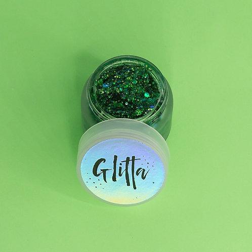 GLITTA GEL EASY GLITTA GREEN