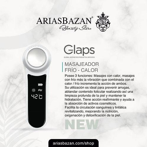 GLAPS MASAJEADOR FRIO-CALOR CON VIBRACIÓN