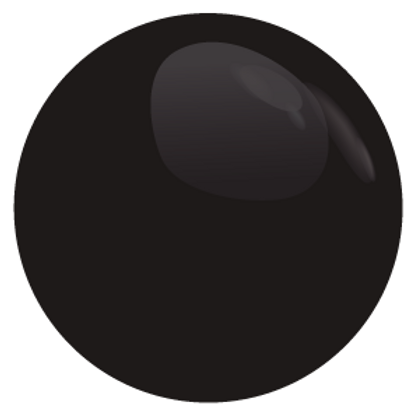 KIKI U-VLED NAIL - Tono UV 111 - Dark Nigh