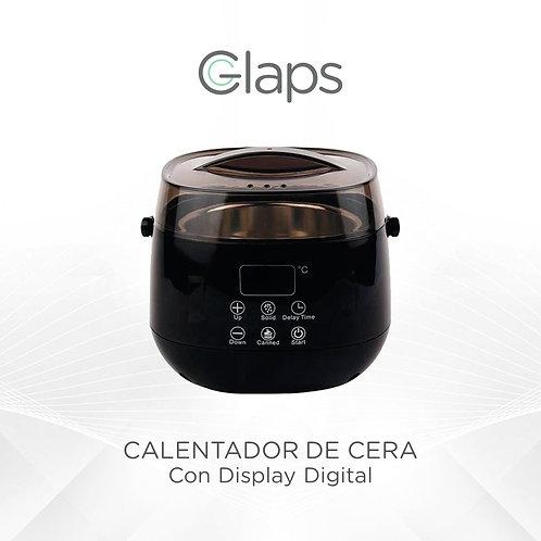 GLAPS CALENTADOR DE CERA CON DISPLAY DIGITAL