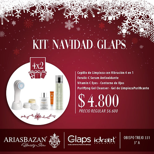 GLAPS PROMO NAVIDAD 4X2