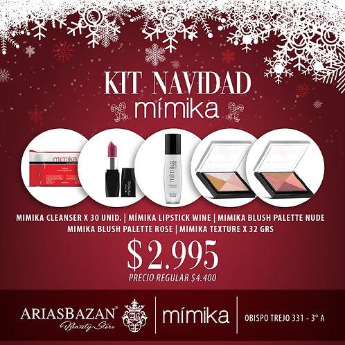 MIMIKA KIT NAVIDAD 5X2 MAKE UP