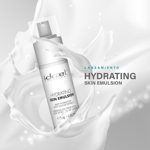IDRAET Hydrating Skin Emulsión