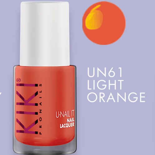 U-NAIL IT SYSTEM - Tono UN 61 - Light Orange