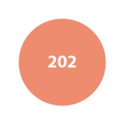 MILA Rubor Compacto Salmón Satinado 202