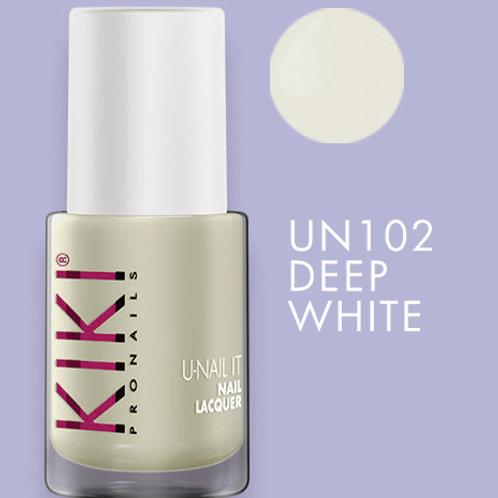 U-NAIL IT SYSTEM - Tono UN 102 - Deep White