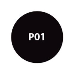 MILA Sombra Compacta (Repuesto) Negro Mate P01