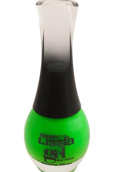 LISSIA Esmalte Gel Nail Polish - Bella