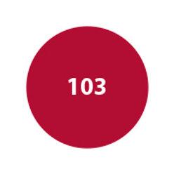 MILA Sombra Compacta (Repuesto) Borravino Satinado 103