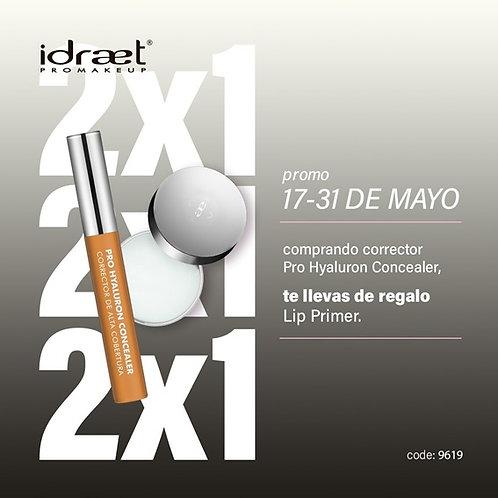 IDRAET 2X1 PRO HYALURON CONCEALER - Corrector de Alta Cobertura