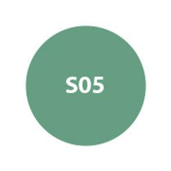 MILA Sombra Compacta (Repuesto) Verde esmeralda Metalizado- Apta HD S05