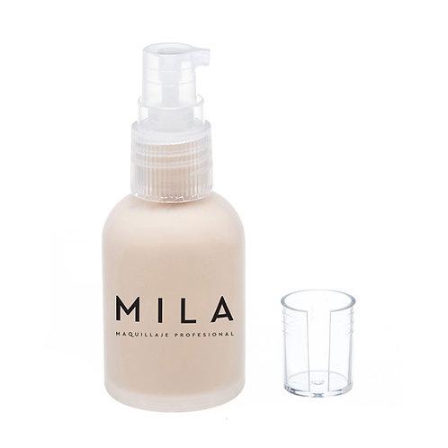MILA Base Maquillaje Líquido