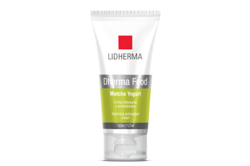 LIDHERMA DHERMA FOOD MATCHA YOGURT