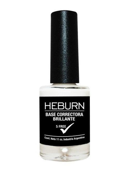 HEBURN BASE CORRECTORA BRILLANTE X 11 CC