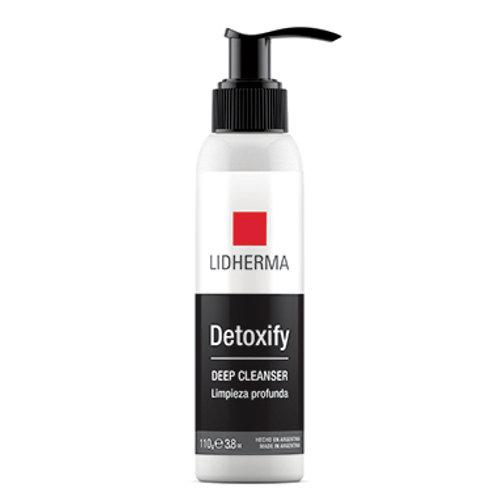 LIDHERMA DETOXIFY DEEP CLEANSER
