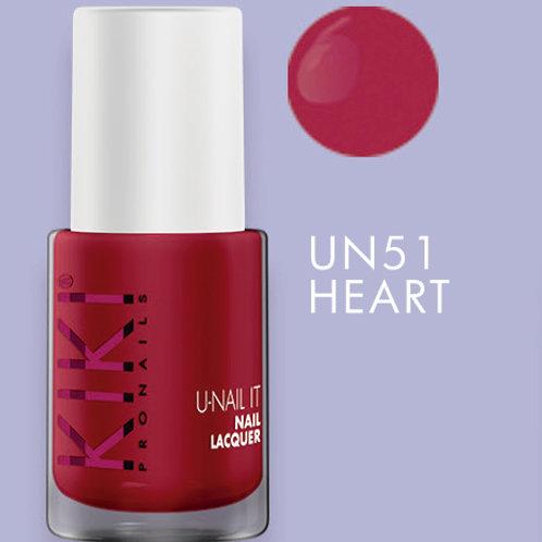 U-NAIL IT SYSTEM - Tono UN 51 - Heart