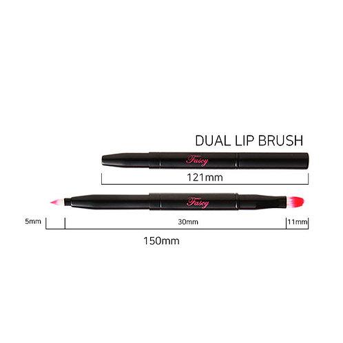 FASCY Pincel DUO labial y corrector  (DUAL LIP BRUSH)