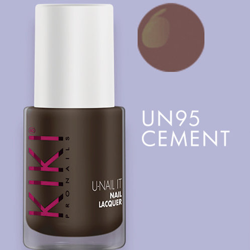 U-NAIL IT SYSTEM -  Tono UN 95 - Cement