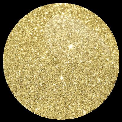KIKI DIP POWDER SYSTEM - FAST DRYING GLITTER - Tono DP 92 - Gold