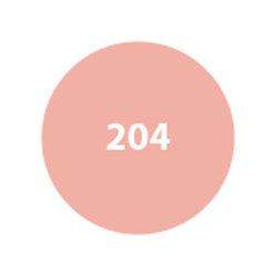 MILA Rubor Compacto Rosa bebe semi-mate 204