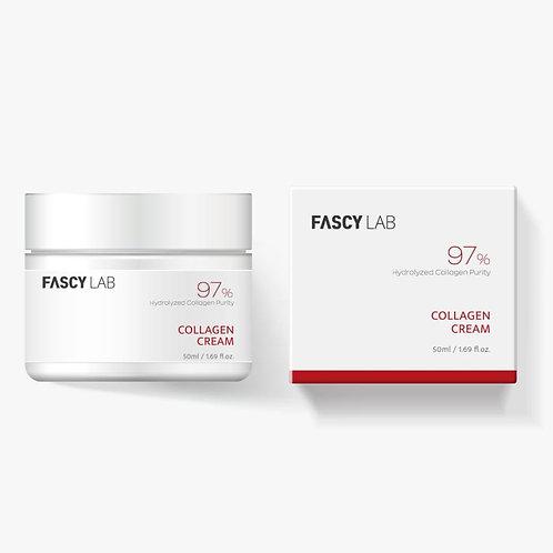 FASCY LAB Crema con Colágeno Hidrolizado 97%