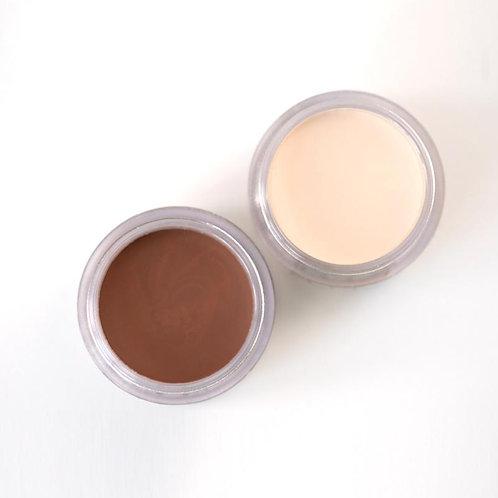 MILA Set Contouring Creamy- Duo Contorno Cremoso