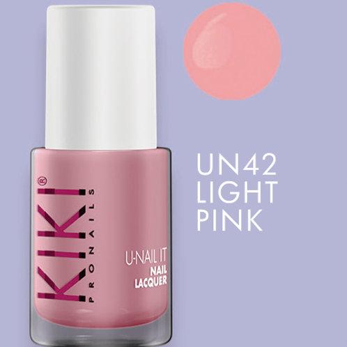 U-NAIL IT SYSTEM - Tono UN 42 - Light Pink