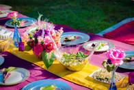 Bạn có muốn một buổi tiệc đầy màu sắc và sức sống không?
