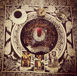 Tarot Spells | How To Add Tarot Cards To Your Spell Work