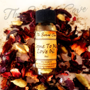 Come to Me Love Oil | Hoodoo New Love Spells