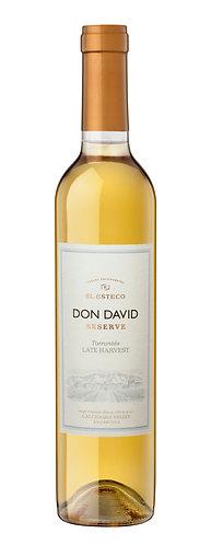 Don David. Torrontes Late Harvest