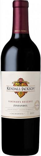 Mendocino. Kendall-Jackson. Vintners Reserve. Zinfandel
