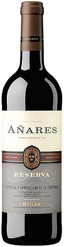 Rioja DOC. Anares Reserva