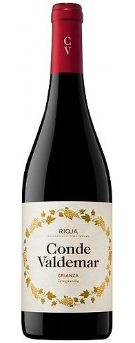 Rioja DOC.Conde de Valdemar. Crianza
