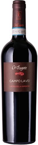 """Valpolicella Superiore DOC. Ca' Rugate """"Campo Lavei"""""""