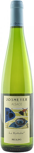 "Alsace AOC. Josmeyer. Riesling ""Le Kottabe"""