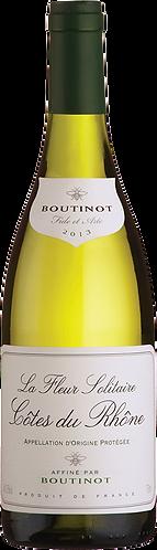 """Cotes du Rhone AOС. Boutinot """"La Fleur Solitaire"""" Blanc"""