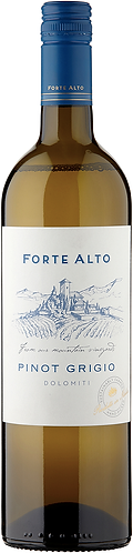 Dolomiti IGT. Forte Alto. Pinot Grigio