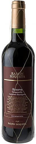 Catalunya DO. Ramon Roqueta. Reserva. Tempranillo / Cabernet Sauvignon