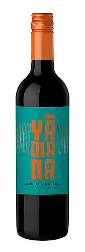 Yamana. Merlot-Malbec red
