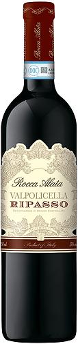 Valpolicella Ripasso DOC. Rocca Alata secco rosso