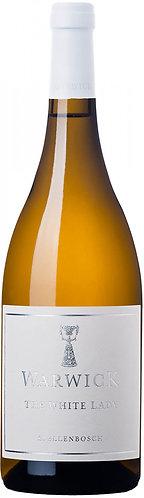"Stellenbosch. Warwick ""White Lady"" Chardonnay dry white"