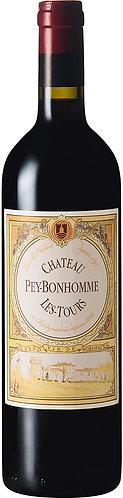 Blaye-Cotes de Bordeaux AOP. Chateau Pey-Bonhomme Les-Tours
