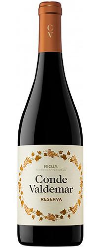 Rioja DOC.Conde Valdemar. Reserva